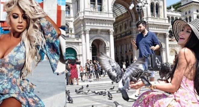 Баровки: Моника и Андреа плащат по 2 бона за нощувка в Милано