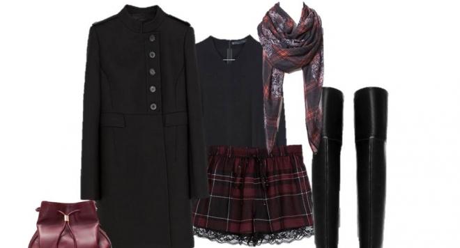 Zara представи черно-бяла колекция за есента