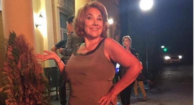 Марта Вачкова започна да печели от дебелината си