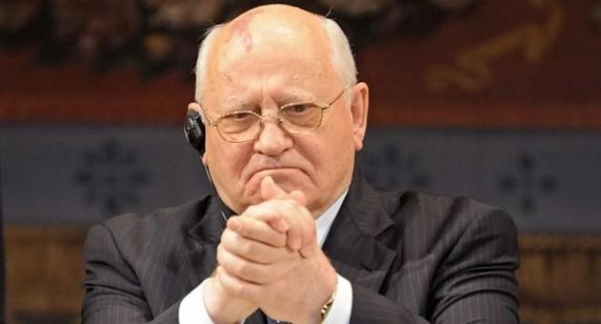 Горбачов пръсна 1 млн. за сватба на внучката
