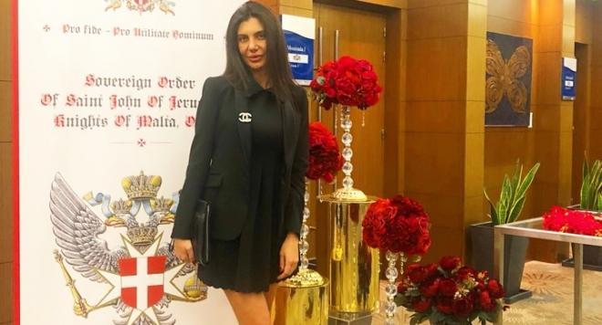 Мисис България Роксана Кирилова в първата благотворителна инициатива на Рицарите на Малта у нас (Снимки)
