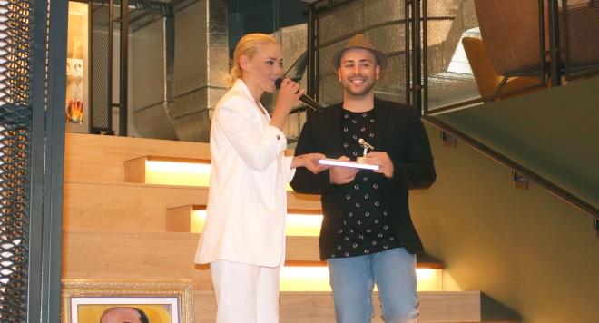 Любимецът на Пирин Фолк получи статуетката в категорията за дебют