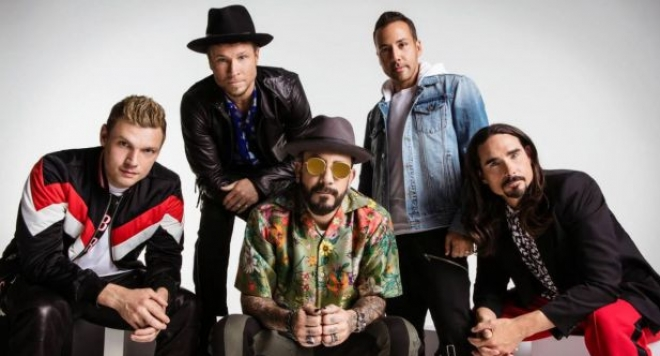 Шеметното завръщане на Backstreet Boys (ВИДЕО)