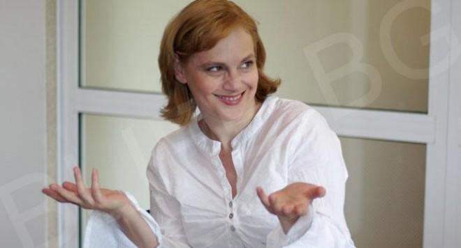 Параскева Джулелова ще е лицето на българското кино