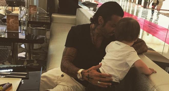 Двегодишният син на Благо Георгиев говори 3 езика