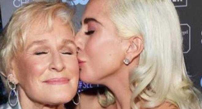 Лейди Гага срещу Глен Клоуз в битката за Оскарите