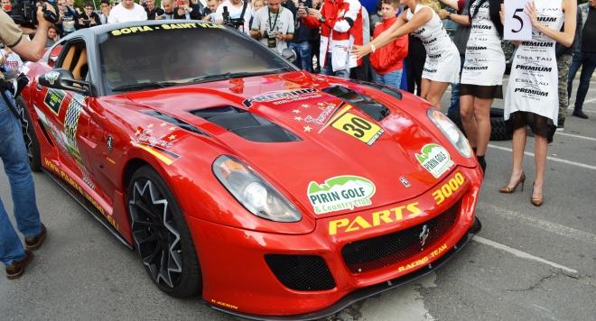 Porsche Turbo S TechArt е победителят в тазгодишния сезон на Премиум Рали София - Свети Влас