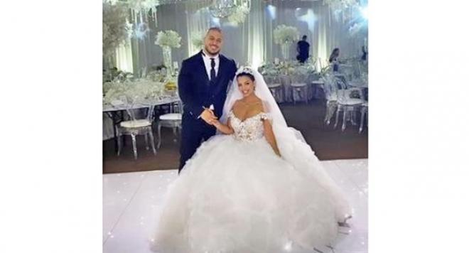 Племенницата на Маргините се омъжи