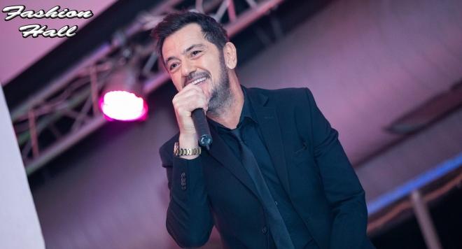 Гръцката звезда Йоргос Ясемис в дискотеката на БГ Роналдо