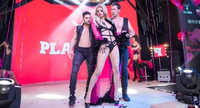 Марешка  се съблече за Playboy  (Снимки)