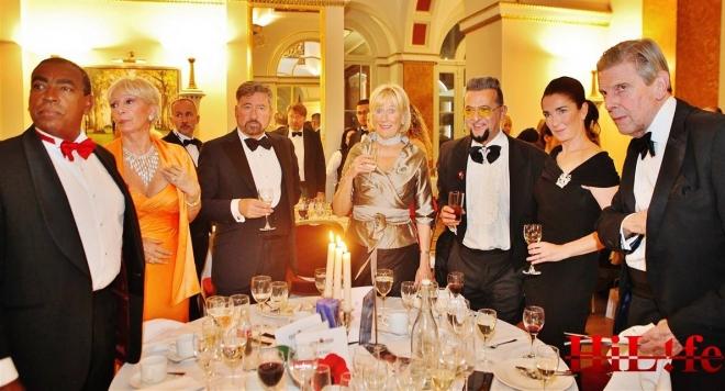 Британско Българският бизнес бал събра световния елит