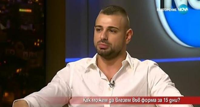 Илиян Найденов представя детокс програмата си на семинари в цялата страна
