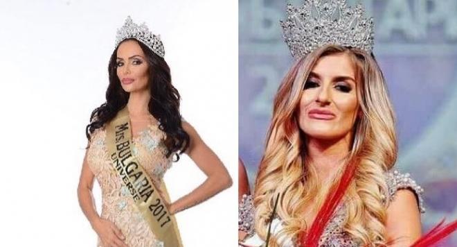 Мисис България Мари Вачева като дъщеря на Мис България (Снимки)