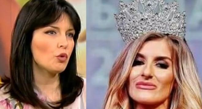 Жени Калканджиева пак захапа Мис Пинокио