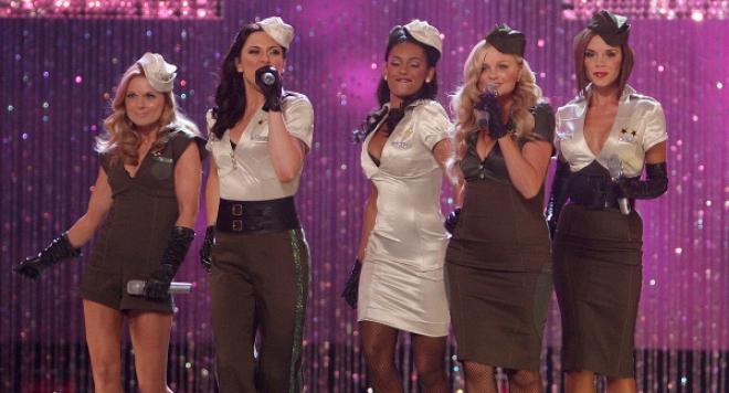 Няма да има турне на Spice Girls