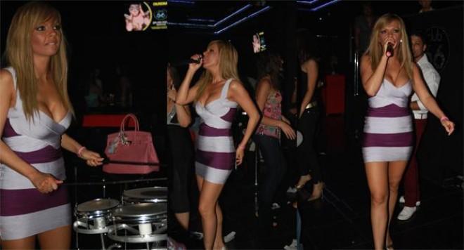 Галена показа стил и тяло в CLUB 66