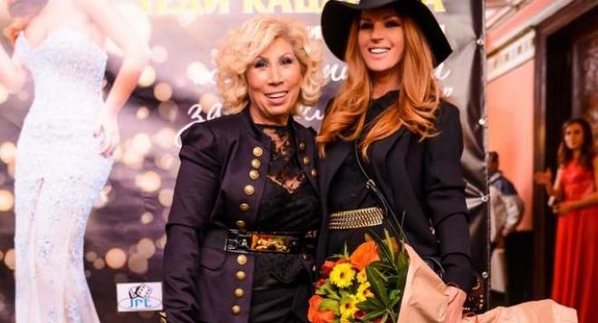 Обраха Силвия Кацарова навръх рождения й ден