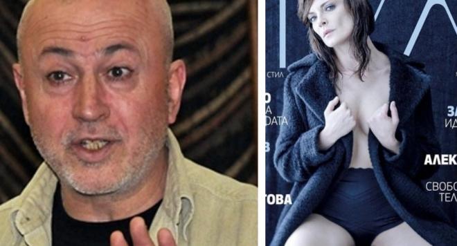 Максим Генчев за голата Теодора Духовникова: Опната е като мръсен парцал! (Снимка)