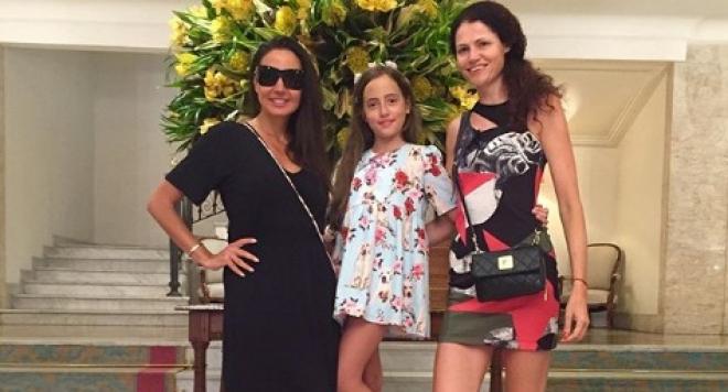 Дъщерята на Наталия Гуркова тръгна на конкурси за красота