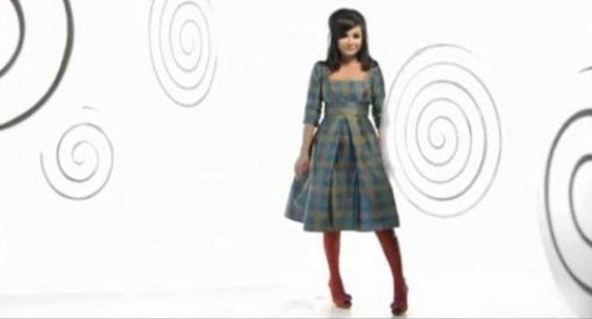 Ирина Флорин като от коприна! (Видео)
