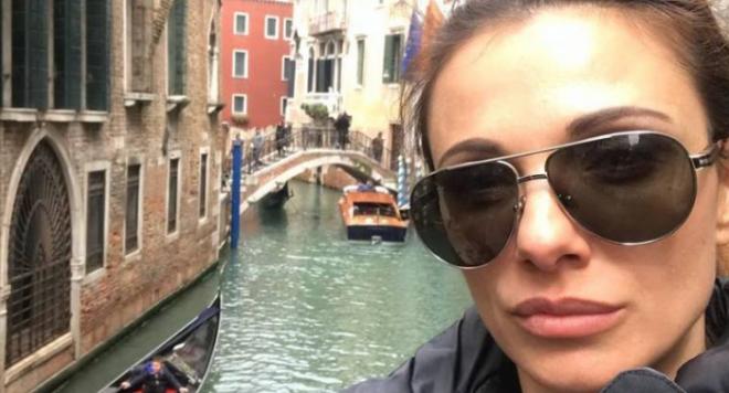 Маги Вълчанова поля развода си във Венеция