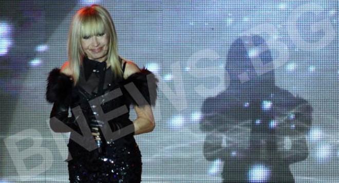 Лили Иванова с 5 концерта през май