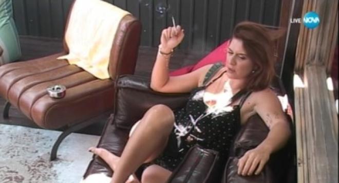 Брадърката Божана има сериозни проблеми с алкохола