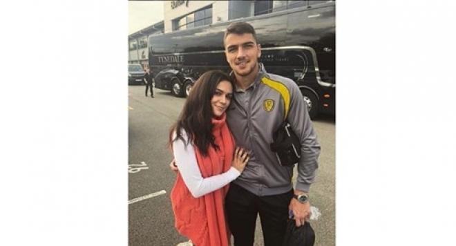 Дъщерята на Гущеров вдъхновява новата звезда на националния