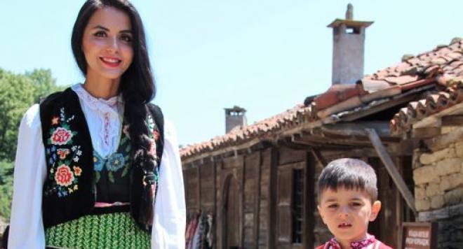Д-р Полина Паньова: Искам и синовете ми да обичат България с цялото си сърце (Снимки)