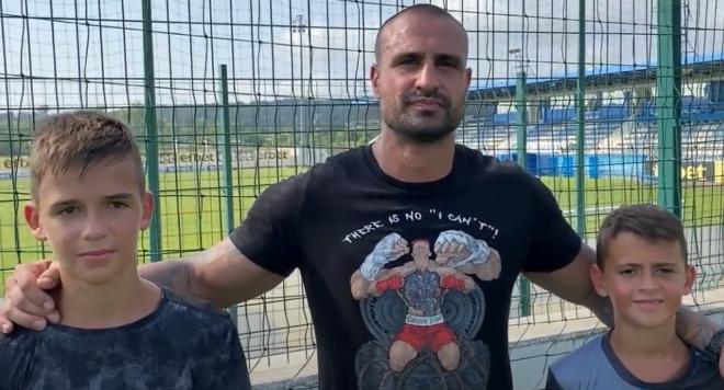 Сървайвърът Марчо Марков показа синовете си и отсече: Те са моето по-добро аз! (ВИДЕО)