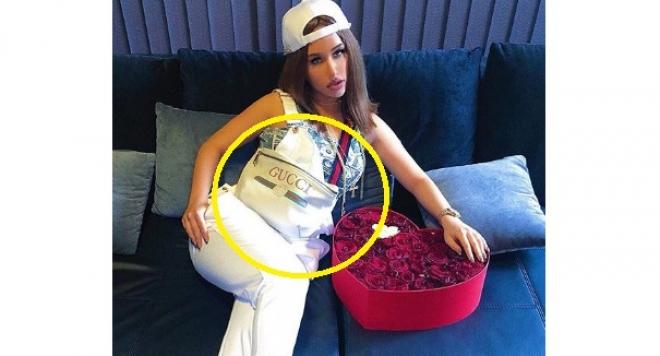 СМЯХ! Гери-Никол с чанта за 1200 лева и китайски ботушки за 20 (Фото)