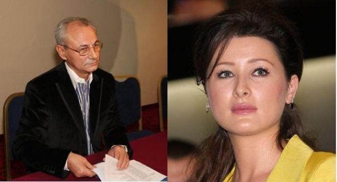 Ахмед Доган се жени в сарая за манекенка