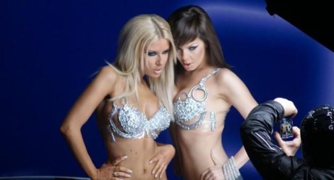 Андреа и Галена с горещи сцени в само за BLife