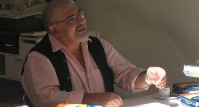 Хорхе Букай сънува сарми от България