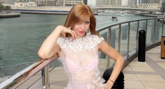 Нина Никол като принцеса от  Дубай /снимки/