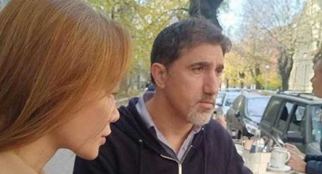 Башар Рахал празнува рожден ден с любовницата, aктьорът чукна 45 в Лондон