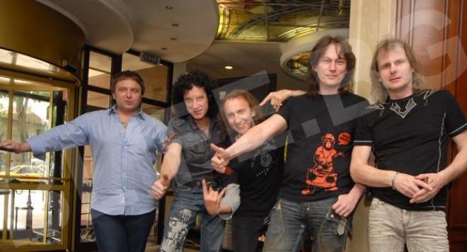 ЕКСКЛУЗИВНО: Руската рок група Земляне (Видео)