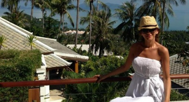 Зейнеб разпуска в Тайланд
