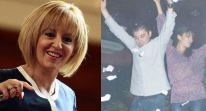 Дъщерята на Мая Манолова не е наследила нейните политически амбиции,