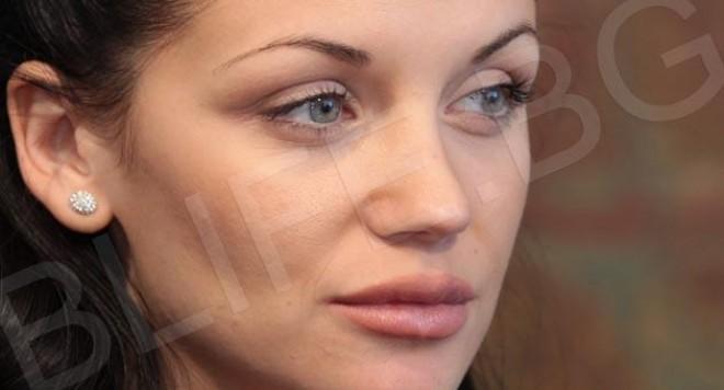 Dilyana Popova; Bulgarian model and actress