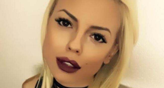 Елизабет Фейм от София ден и нощ заработвала като еротичен уеб модел  (СКАНДАЛНА СНИМКА)