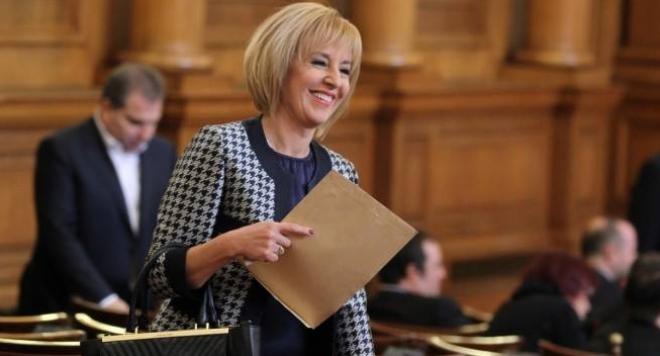 Мая Манолова с приз от Националните правосъдни награди