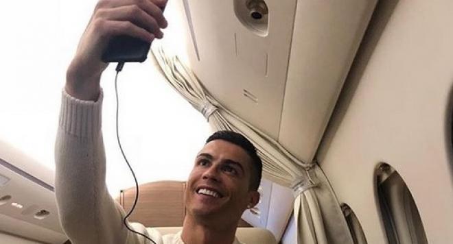 Роналдо вбеси социалните мрежи с това селфи