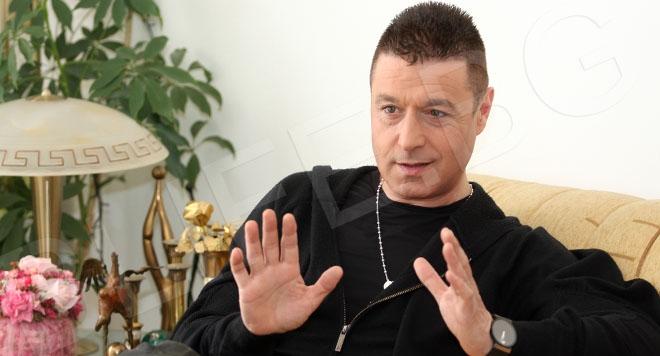 Аз съм най-скъпият певец в България, без номер и класации