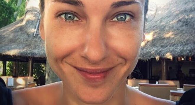 Алекс Раева благодари на бившо гадже, че я шамаросвал