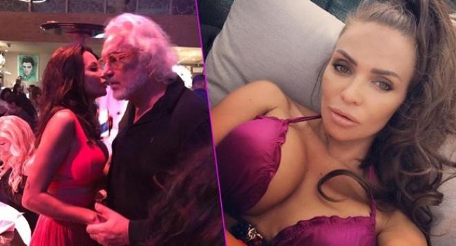 Мисис България 2017 Мари Вачева  в горещ флирт с Флавио Бриаторе