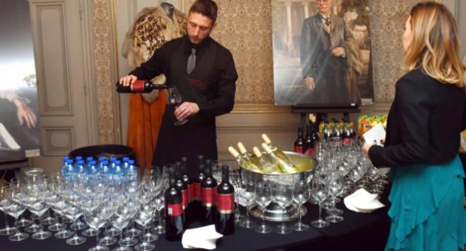 Със специална селекция от български вина посрещнахме европейските делегати