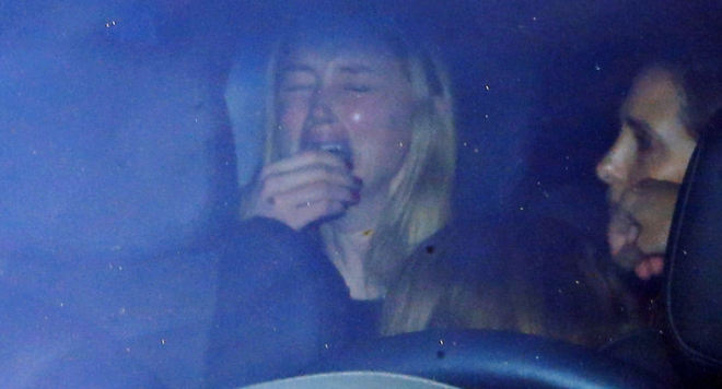 УЖАС! Джони Деп за малко да убие жена си (Скандални подробности + фото)