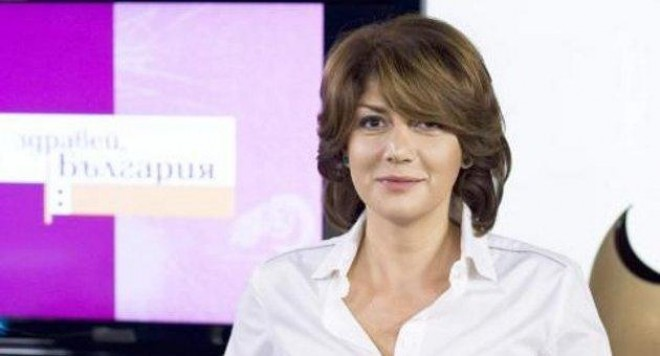 Диана Найденова отново в ефир