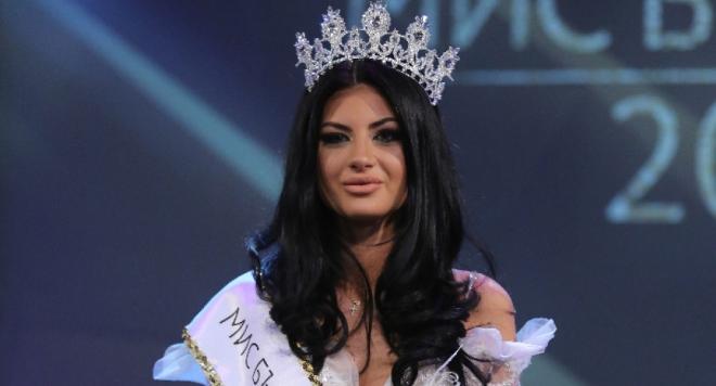 Венцислава Тафкова е Мис България 2020 (СНИМКИ)
